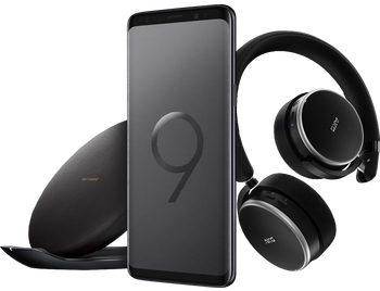 Samsung Galaxy S9 Plus Deluxe Pack