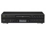 Teac CD Audio Player TCCDP1260MK2B Black