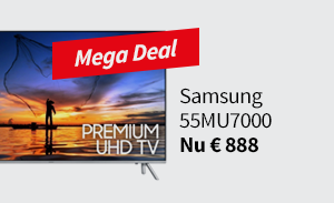 MegaDeal: Samsung 55MU7000!