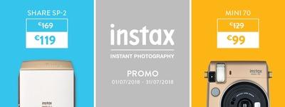 Fuji - Instax Zomer Promo