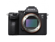 Sony A7 Mark III Body - Zwart
