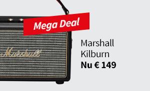 MegaDeal: Marshall Kilburn!