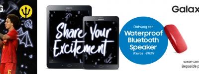Samsung - Gratis bluetooth Speaker