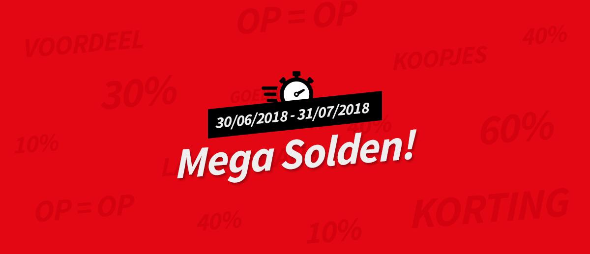 MegaSolden!