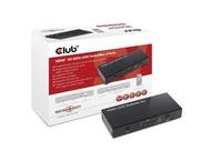 Club 3D HDMI 2.0 UHD SwitchBox 4 Ports