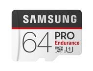Samsung MEM SD 64GB MicroSD Class 10 Pro Endurance