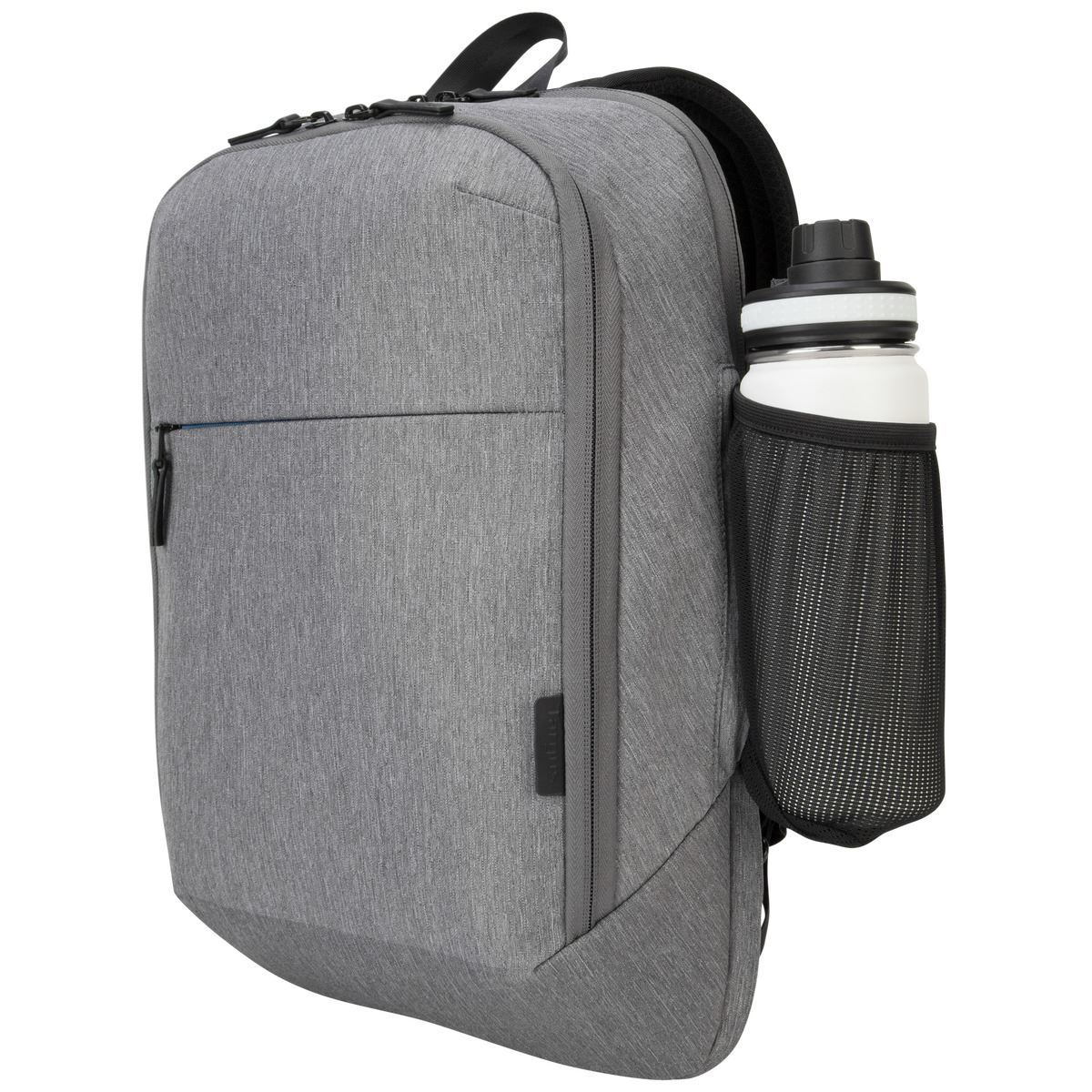 cdb4383be63 Targus CityLite Pro 12-15.6I Compact Backpack - Grey | Art & Craft