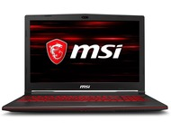 MSI Notebook GL63 8RD-010BE