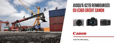 Canon - Autumn Cashback