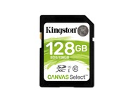 Kingston SDS128GB kingston technology canvas select 128gb