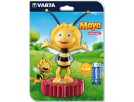 Varta 15635101421 maya de bij night light + 3 aa