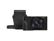 Sony DSC-RX100 III + Grip  Tas