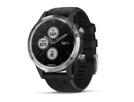 Garmin Fenix 5 Plus GPS Watch Silver/Black