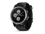 Garmin Fenix 5S Plus GPS Watch Silver/Black