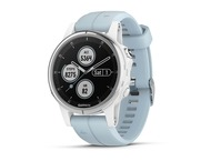 Garmin Fenix 5S Plus GPS Watch White/Sea