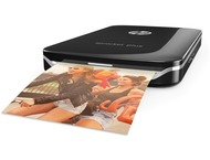 HP Sprocket Plus Printer Black