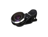 Hama Fisheye-objectief voor smartphones en tablets, 235°
