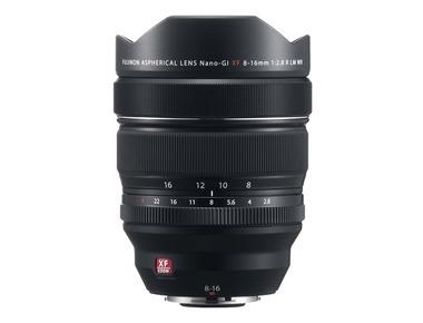 Fuji XF 8-16mm f 2.8 R LM WR Lens