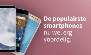 Augustus 2018 (NL) - Smartphones