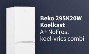 Augustus 2018: Beko koel-vries (NL)