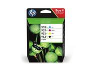 HP Ink/953XL High Yield C/M/Y/K 4-pack