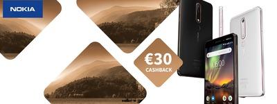 Nokia - €30 cashback!