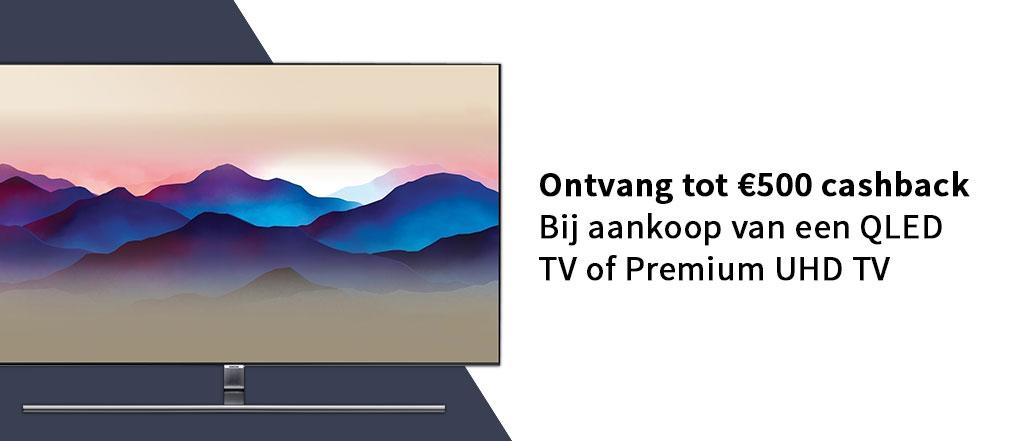 Augustus 2018: Samsung QLED