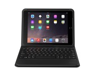 Zagg Messenger Case Keyboard iPad Pro 9.7/Air(2) Black US
