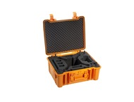 BW Copter.case type 61 oranje/hardfoam DJI Phantom 3