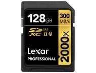 Lexar SDXC Professional UHS-II 2000x 128GB