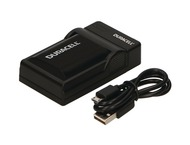 Duracell USB lader voor Canon LP-E6