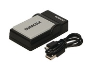 Duracell USB lader voor Canon NB-7L
