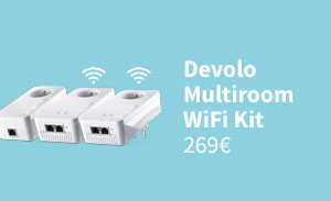 Devolo Multiroom WiFi Kit