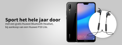 Huawei - P20 Lite actie