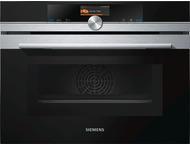 Siemens CM656GBS1 Combi-microgolfoven, inox - Beschadigd