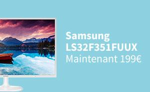 Samsung LS32F351FUUX
