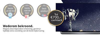 LG - Televisie Cashback