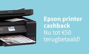 Augustus 2018: Epson printer