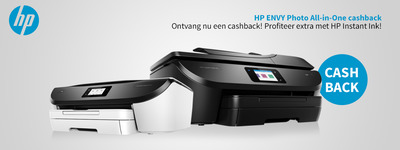 HP - Envy Photo All-in-One Cashback