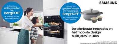 Samsung - BergHOFF actie