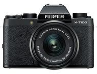 Fujifilm X-T100 + 15-45mm - Zwart