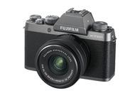 Fujifilm X-T100 + 15-45mm - Zilver