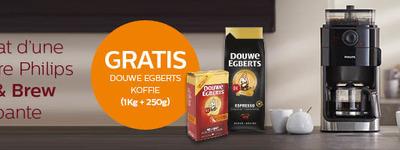 Philips - Café gratuit