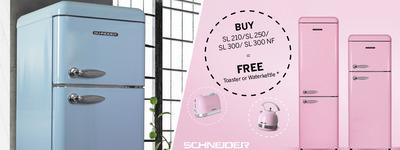 Schneider - Gratis retro cadeau