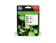 HP Ink/903XL High Yield C/M/Y/K 4-pack