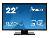 iiyama T2253MTS-B1 22LED Touch DVI HDMI USB