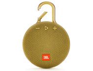 JBL Clip3 Bluetooth Speaker Yellow