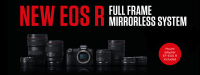 Canon New EOS R