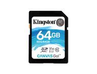 Kingston Canvas Go SDXC 64GB