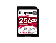 Kingston Canvas React SDXC 256GB